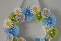 Jaro- dekorace a tvoření s dětmi