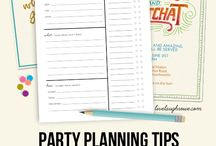 Party Planning / by Alexandra Rocco