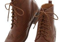 Shoes boots-vintage