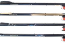 Michelangelo / Roisub system Fusion & Demo Speargun for spearfishing