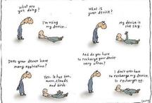 Leunig / Ideas and cartoons from Michael Leunig