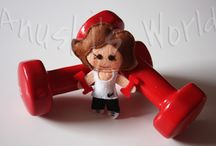Muñecos personalizados / Muñecos totalmente personalizados