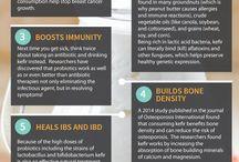 Kefir benefits