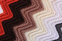 chevron single crochet