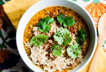 Slow cooker, maximum pleasure / Things to throw in the crock pot and just forget