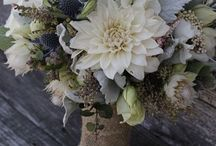 Wedding Rustic Flowers Bouquet