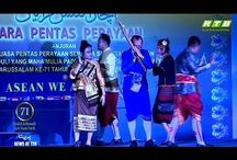 Stage show features ASEAN cultural heritage