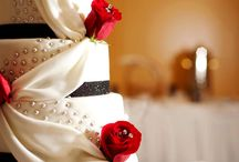 Wedding Color: Black & White