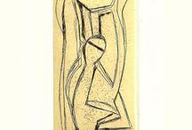 Gabriel Macotela / Guadalajara, Jalisco. 1954  Realiza estudios en la Escuela de Pintura y Escultura La Esmeralda del INBA. Completa su formación en la Escuela Nacional de Artes Plásticas de la UNAM, en el taller del maestro Gilberto Aveces Navarro.