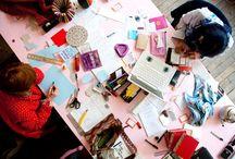 Atelier Tsé & Tsé / Pénétrez au cœur même de l'origine des objets Tsé & Tsé, là où elles trouvent leur inspiration… 20 rue Moreau, Paris 12ème