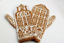 I love mittens / -