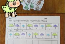 Kindergarten Math Resources / Resources and ideas for teaching kindergarten math by Just Ask Judy