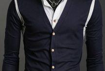 Cool male fashion