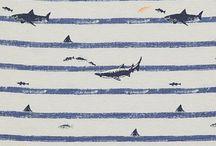 stripes illust