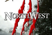NorthWest / J.H. Glaze takes the action into the woods and the next level of terror in the horror / thriller sequel to The Spirit Box, NorthWest http://amzn.to/17YWDPh