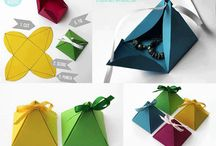Wrappings/ boxes