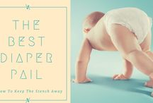 Best Diaper Pail: This Is How To Keep The Stench Away