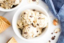 Ice cream paleo/vegan