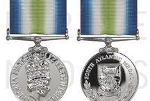 Falklands War / The South Atlantic Medal