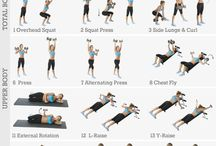 Dumbbell workout