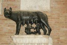 scuplture art Italië