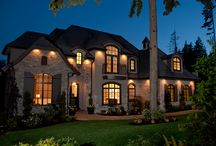 french   chateau   style / million   dollar  homes / by Debbie Napper