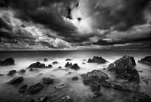 Photography: Black & White Landscape