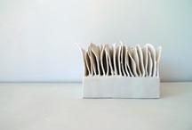 geology ceramic form