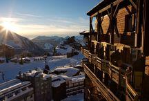Ski en Europe / ヨーロッパスキー / 一度は行ってみたい!ヨーロッパスキー