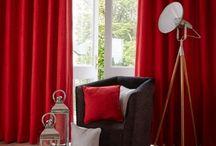 Curtain Fabrics / Curtain Fabric Ideas
