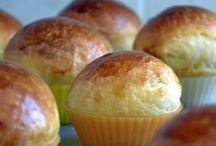 Brioche y pan / Pan brioche