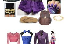 Dress Code - disney chic outfits