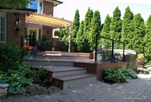 Decks in Oakville, Ontario / by Outdoor Spaces to Live & Love