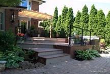 Decks in Oakville, Ontario