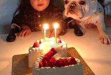 Birthday // urodziny