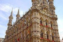 ΒΕΛΓΙΟ - BELGIUM - Βασίλειο του Βελγίου : Koninkrijk België - Royaume de Belgique / Places-Destinations-Tourism