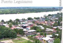 Puerto Leguizamo / Imágenes del municipio de Puerto Leguizamo.