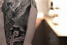 Engel-Tattoo