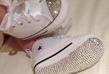 Converse Sneakers Swarovski