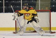 Puckstoppers Displaying Excellent Movement / Goalies can be graceful, we want to see images that show the smooth and graceful movement we love to see
