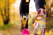 Bionoxo Sport / Sun. Air. Water. Earth. #Sport with the beauty of nature...