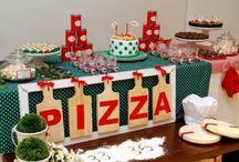 Festa pizza master chefe