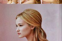 Hair / #hair #beautiful #woman / by Phuong Anh Hoang