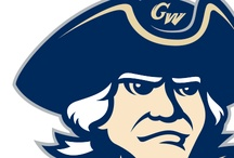 GW George / The first president of the United States and your favorite mascot, George Washington! / by GW Sports