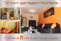 Apartamento T2 com garagem fechada / Consulte mais informações neste link: http://www.abcimobiliaria.pt/detail.php?prod=1420