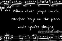things only pianists will understand