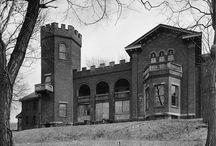 Haunted Brownsville Pennsylvania: Nemacolin Castle / Brownsville Ghost Expedition 2014: Nemacolin Castle [Jacob Bowman and Family?] #hauntedpennsylvania [maryland-paranormal.com] [patreon.com/marylandparanormal]