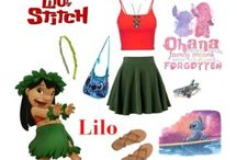 Disney Inspired Outfits