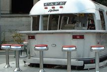 Airstream Restaurants/Bars/Food Trucks