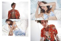 The Romantics  / lovers, florals and all things romantic